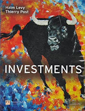 Investments: Levy, Haim /