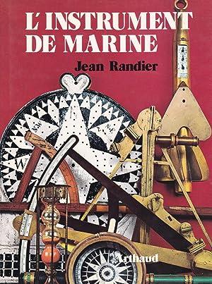 L'instrument de marine: Randier, Jean