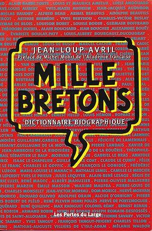 Mille bretons - Dictionnaire biographique: Avril, Jean-Loup