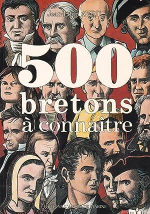 500 bretons à connaître: Avril, Jean-Loup