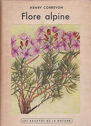 Flore alpine: Correvon, Henry