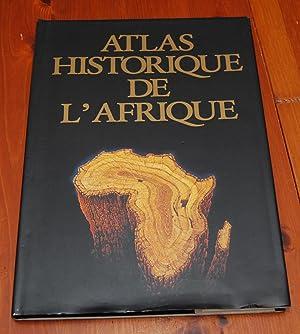 Atlas historique de l'Afrique: Ajayi, J.F. Ade