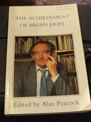 The Achievement of Brian Friel