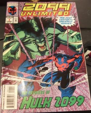 2099 Unlimited No.1