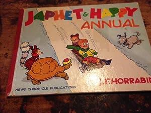 The Japhet and Happy Annual: HORRABIN, J.F. (