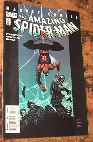 The Amazing Spider- Vol 2 No. 44 ( October 2002 )