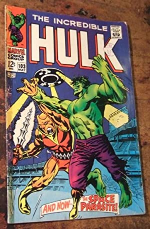 The Incredible Hulk Vol 1 No. 103 ( May 1968 )