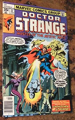 Doctor Strange Master of the Mystic Arts Vol 1 No 27 ( February 1978 )