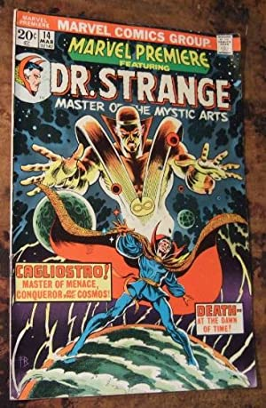 Doctor Strange Master of the Mystic Arts Vol 1 No 14 ( March 1974 )