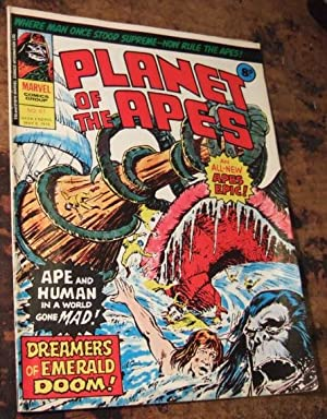 Planet of the Apes No 81 (Week Ending May 8 1976 )