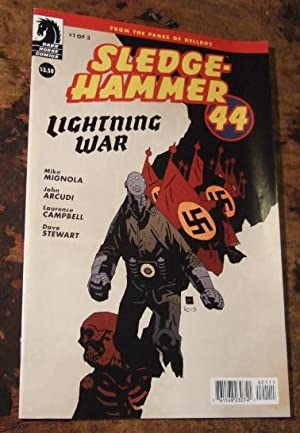 Sledgehammer 44 Lightning War (#1 of 3 ) November 2013