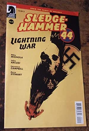 Sledgehammer 44 Lightning War (#2 of 3 ) December 2013