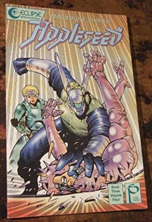 Appleseed Book Three Volume Four ( Book 3 Vol 4 ) February 1990