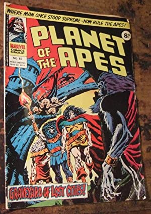 Planet of the Apes No 83 (w/e Mayy 22 1976)