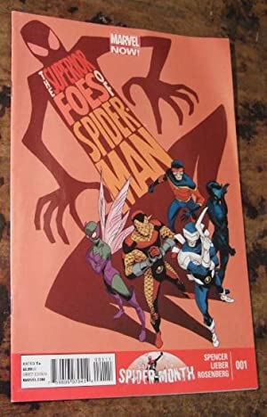 The Superior Foes of Spider-Man No 1 September 2013