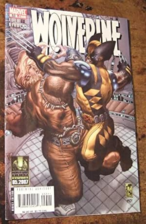 Wolverine No 53 Evolution Chapter 4 : Insomnia (June 2007)