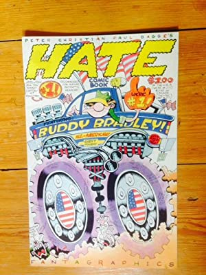 Hate No 1 ( Spring 1990 )