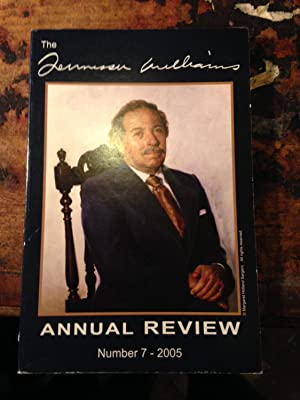 The Tennessee Williams Annual Review No 7 2005