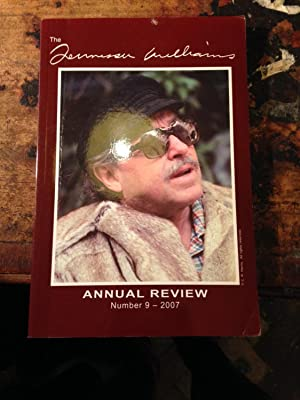 The Tennessee Williams Annual Review No 9 2007