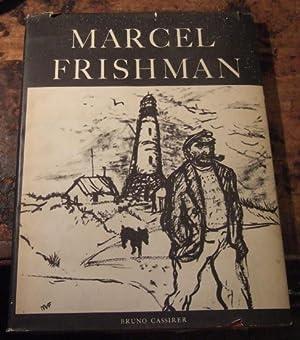 Marcel Frishman Drawings ( Signed Copy ): FRISHMAN, MARCEL