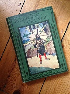 Robinson Crusoe on His Island: DEFOE, DANIEL