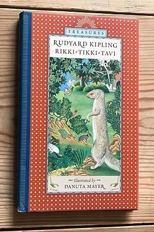 Rikki Tikki Tavi (Treasures): KIPLING, RUDYARD