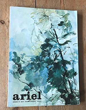 Ariel: A Quarterly Review of Arts and: LOTAN, YAEL (Ed.)