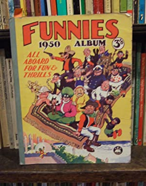 Funnies Album 1950