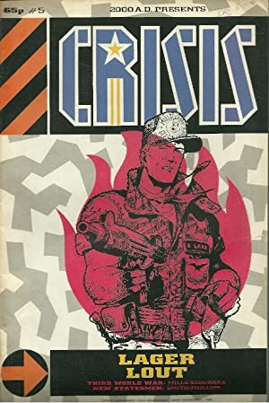 Crisis No.5 (12-25th Nov 1988)