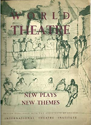 World Theatre: New Plays New Themes Volume III No.3