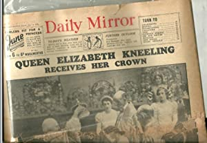 Daily Mirror; The Crowning of George VI (May 13 1937)