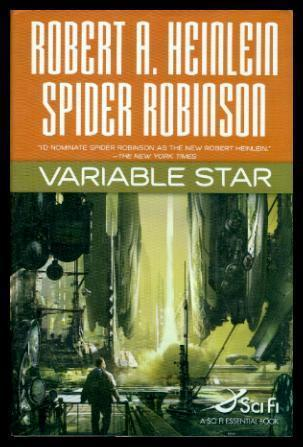 VARIABLE STAR - Heinlein, Robert A. (with Spider Robinson)
