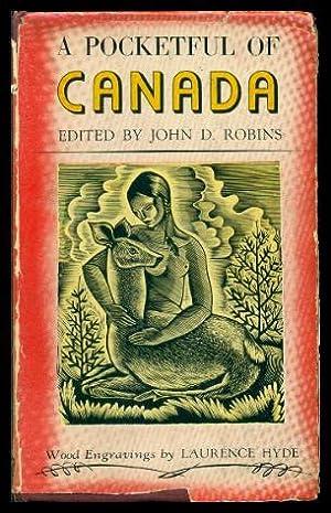 A POCKETFUL OF CANADA: Robins, John D.