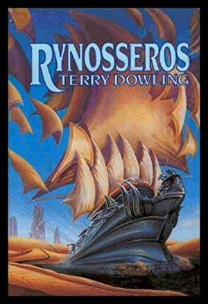 RYNOSSEROS - Tom Tyson Stories: Colouring the: Dowling, Terry