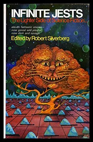 INFINITE JESTS: Venus and the Seven Sexes;: Silverberg, Robert (editor)