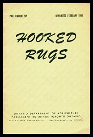 HOOKED RUGS: Anonymous