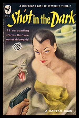 SHOT IN THE DARK: The Sky Was: Merril, Judith (editor)