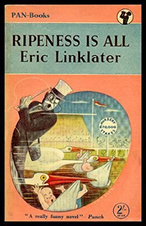 RIPENESS IS ALL: Linklater, Eric