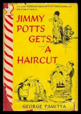 JIMMY POTTS GETS A HAIRCUT: Panetta, George