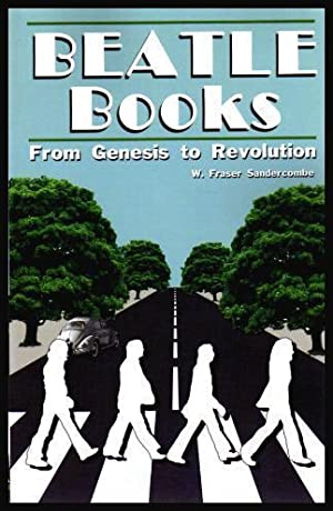 BEATLE BOOKS - From Genesis to Revolution: Sandercombe, W. Fraser