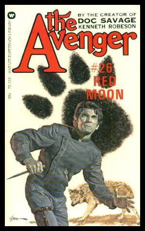RED MOON - The Avenger 31: Robeson, Kenneth (house