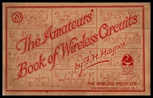 THE AMATEURS' BOOK OF WIRELESS CIRCUITS