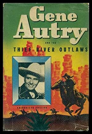 GENE AUTRY AND THE THIEF RIVER OUTLAWS: Hamilton, Bob