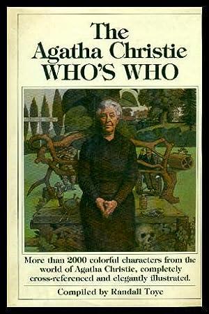 THE AGATHA CHRISTIE WHO'S WHO: Toye, Randall (re: