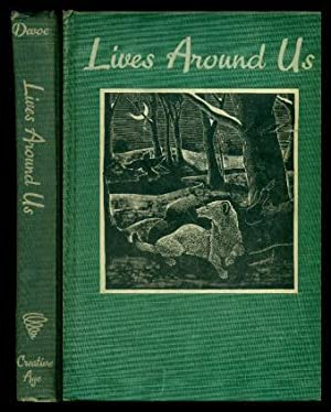 LIVES AROUND US - A Book of: Devoe, Alan
