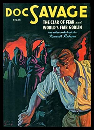 DOC SAVAGE - Volume 17: The Czar: Robeson, Kenneth (Lester