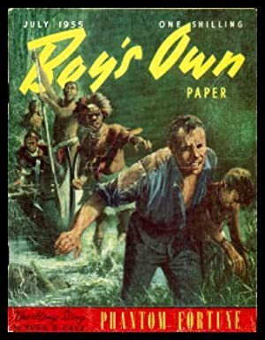 BOY'S OWN PAPER - Volume 77, number: Cox, Jack (editor)