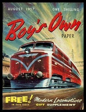 BOY'S OWN PAPER - Volume 79, number: Cox, Jack (editor)