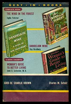 BEST IN BOOKS: Dandelion Wine; The Wind: Bradbury, Ray; Fletcher,
