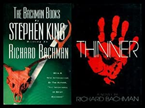 THE BACHMAN BOOKS: Rage; The Long Walk;: King, Stephen (writing